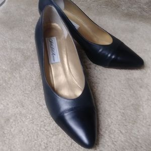 Saks Fifth Ave Size 7.5 Black Shoes
